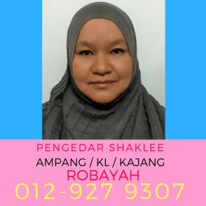 Pengedar Shaklee Ampang - Pengedar Shaklee Kuala Lumpur - Agen Shaklee Ampang