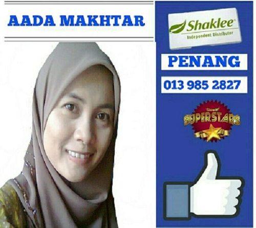 Pengedar Shaklee Penang, Pulau Pinang