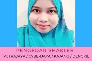 Pengedar Shaklee Putrajaya, Cyberjaya, Kajang Dan Dengkil, Pengedar Vivix Shaklee Putrajaya