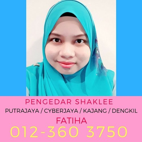 Pengedar Shaklee Putrajaya, Cyberjaya, Kajang Dan Bangi