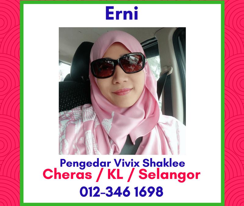 PENGEDAR VIVIX SHAKLEE CHERAS / AGEN VIVIX SHAKLEE 012-3461698