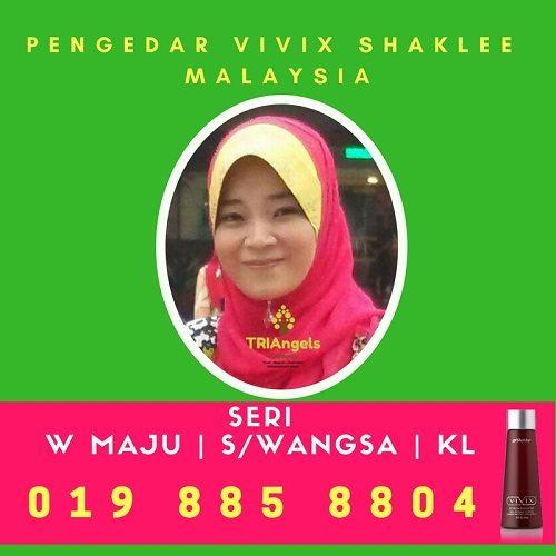 Pengedar Shaklee KL - Pengedar Vivix Shaklee KL - Agen Vivix Shaklee Kuala Lumpur -Pengedar Vivix Shaklee Wangsa Maju - Pengedar Shaklee Shaklee Sri Rampai