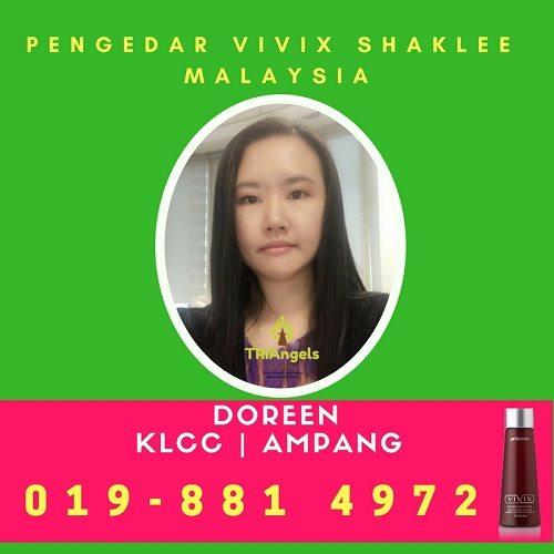Pengedar Shaklee Ampang dan KLCC