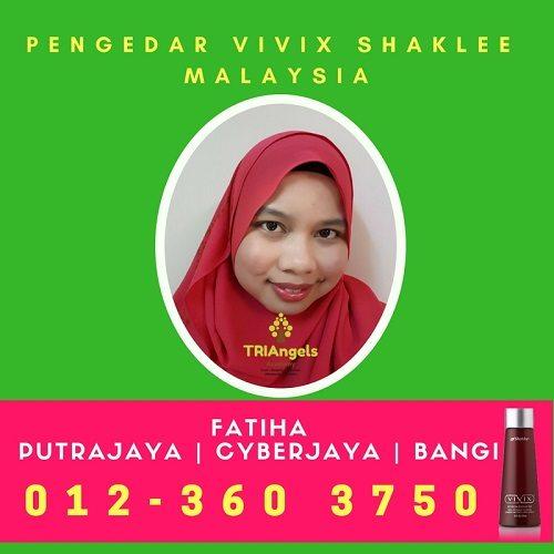 Pengedar Shaklee Putrajaya - Agen Vivix Shaklee Putrajaya - Stokis Vivix Shaklee Putrajaya - Shaklee Putrajaya