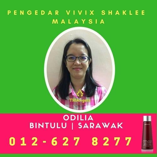 Pengedar Vivix Shaklee Bintulu, Sarawak