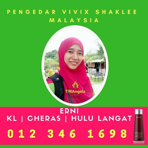 Pengedar Vivix Shaklee Kuala Lumpur - Pengedar Shaklee Kuala Lumpur - Pengedar Vivix Shaklee Cheras - Agen Vivix Shaklee KL - Shaklee Kuala Lumpur - Stokis Shaklee K