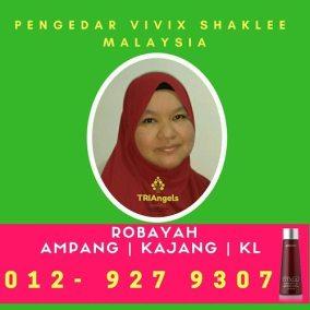 Pengedar Shaklee / Pengedar Vivix Shaklee KL, Ampang & Kajang