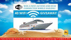 Tips Bercuti Dengan Star Cruise Libra – Langkawi, Penang & Phuket - Wifi