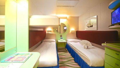Tips Bercuti Dengan Star Cruise Libra - Langkawi, Penang & Phuket - Cabin double bedded
