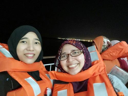 Tips Bercuti Dengan Star Cruise Libra - Langkawi, Penang & Phuket - Firedrill (2)