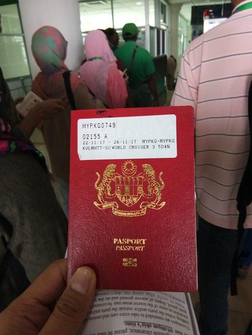 Tips Bercuti Dengan Star Cruise Libra - Langkawi, Penang & Phuket - Passport