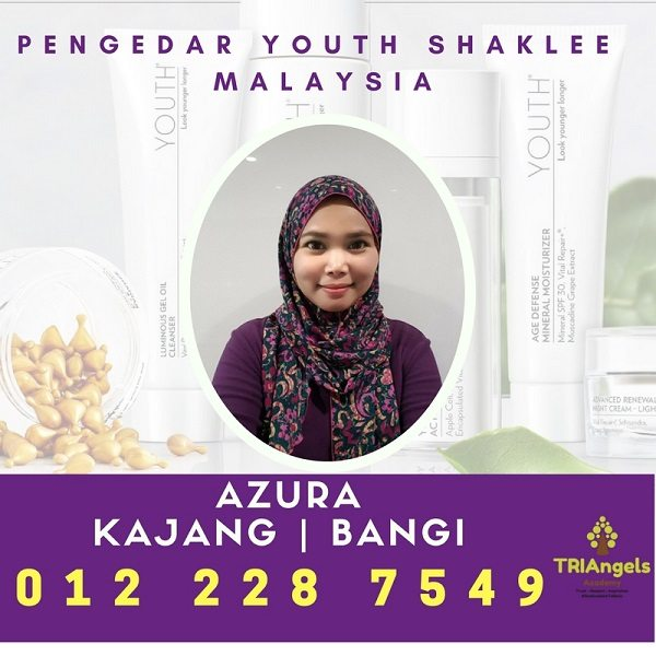 Agen Youth Shaklee Kajang, Bangi - Pengedar Youth Shaklee Kajang, Bangi
