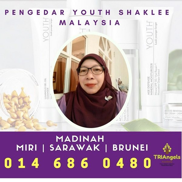 Agent Shaklee Youth Miri, Brunei - Pengedar Youth Shaklee Miri, Brunei