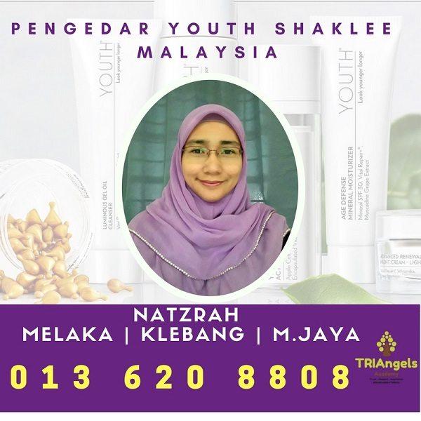 Pengedar Youth Shaklee Melaka - Agen Shaklee Youth Melaka