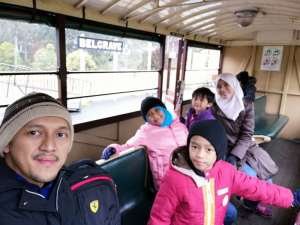 Tempat Menarik Di Melbourne - Puffing Billy - Keretapi Wap