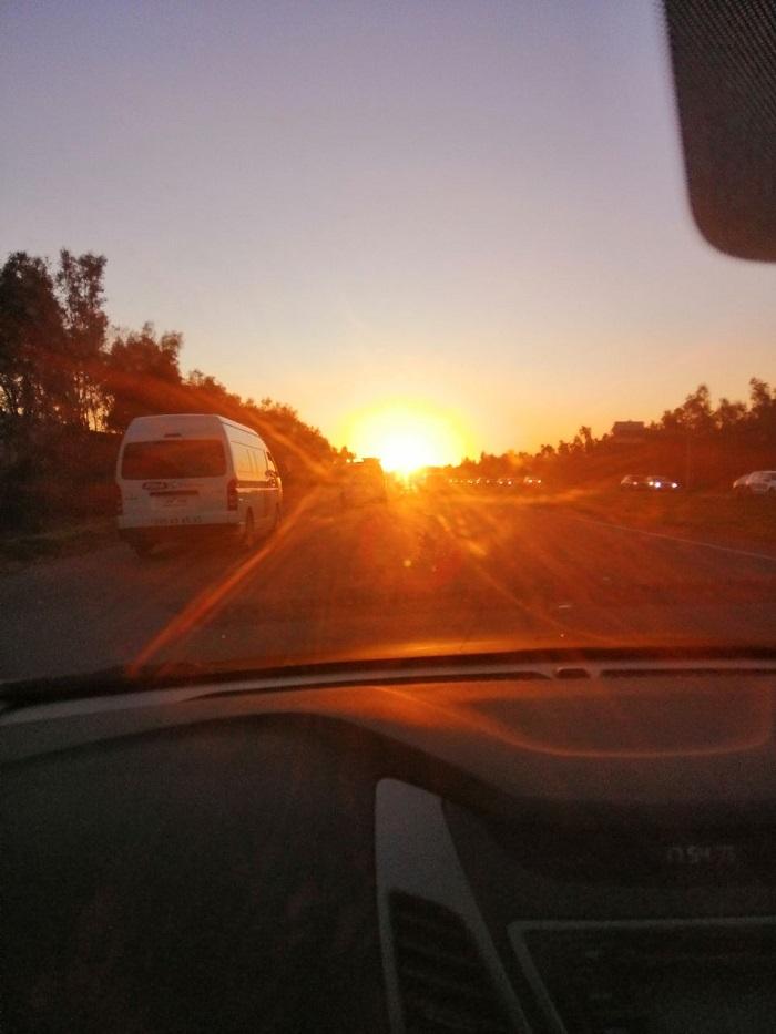 matahari-terbenam-di-philips-island