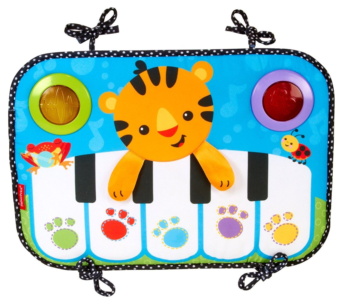 Tapis piano Fisher Price Vit'anime