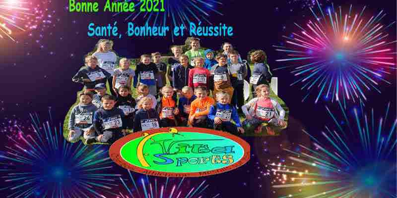 Bonne Année 2021 VitaSportS