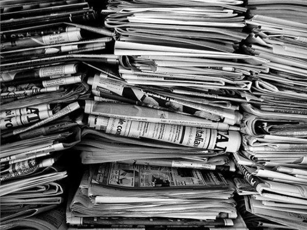 A chi appartengono i giornali in Italia? – 3di3