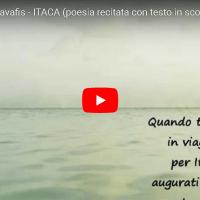 Itaca, poesia di Constantino Kavafis