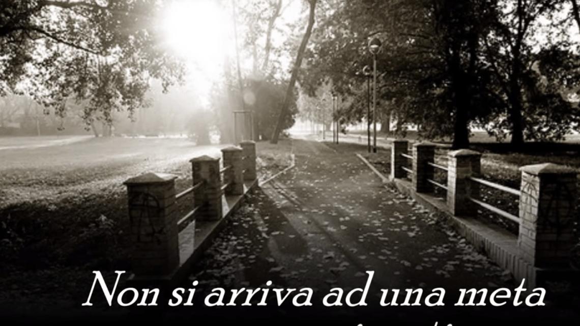 L'unica via, poesia letta da Arnoldo Foa