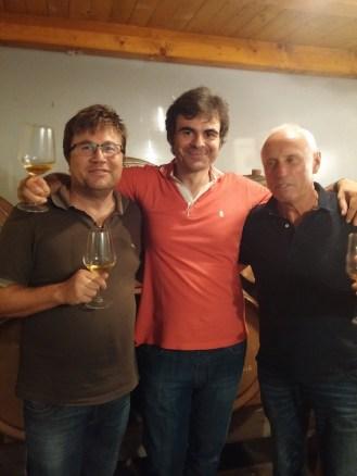 Con Robert Boltar e Marinko Pintar