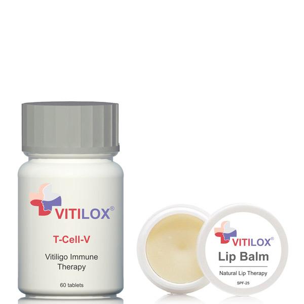 Vitilox® Vitiligo Lip Balm Tcells