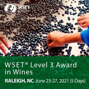 vitis house wset level 3 award in wines