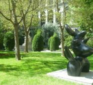 Los jardines secretos de Madrid