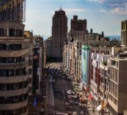 The most beautiful streets of Madrid