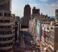 Los restaurantes con mejores vistas de Madrid