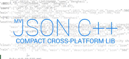Compact lib for JSON parsing (cross-platform C++)   Victor ...