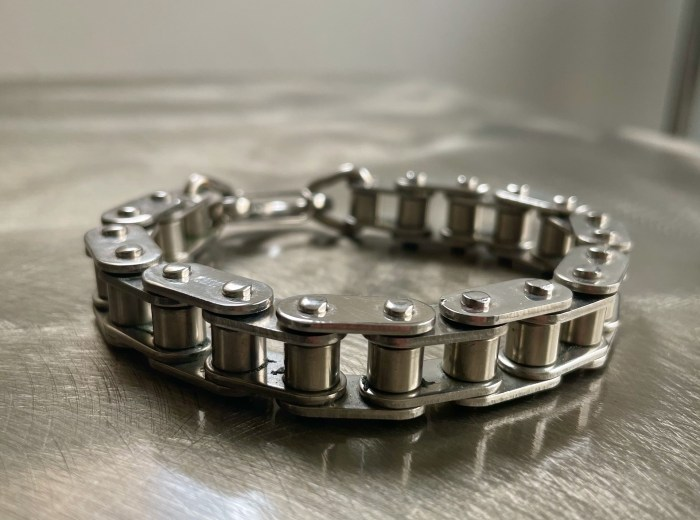 Bracelet motard biker