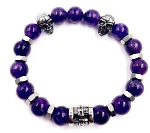 Bracelet perle Vito Art Metal