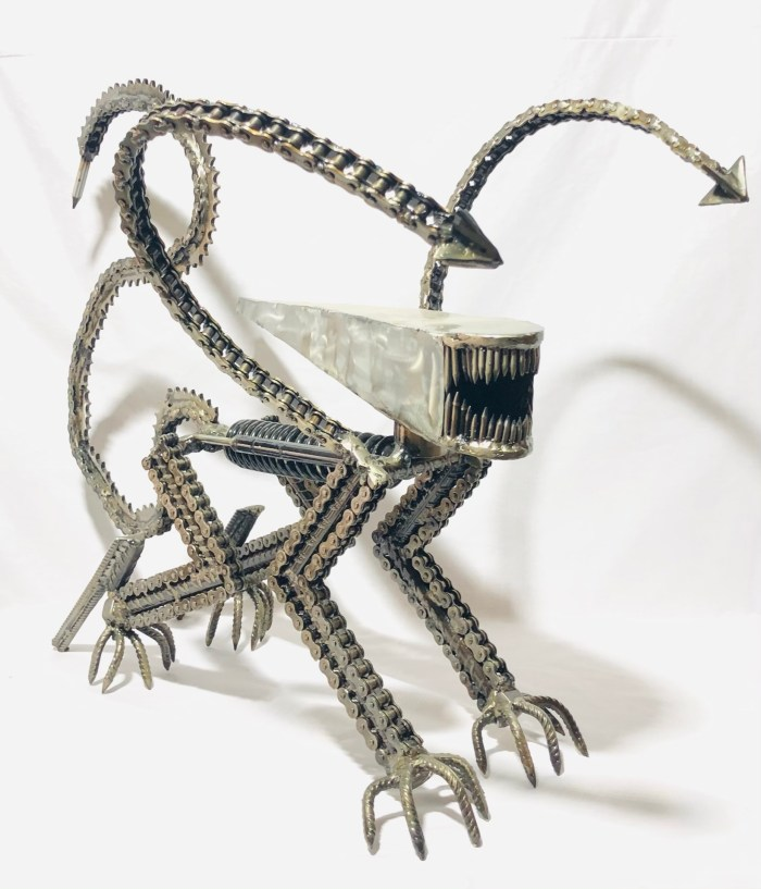 Alien metal xenomorphe vito art metal