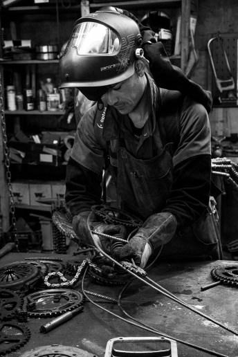 Artiste Vito Art Métal sculpteur metal perpignan