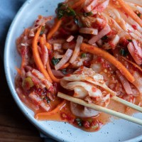Wegańskie kimchi