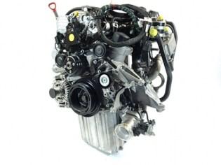Engine complete Mercedes Sprinter