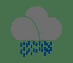 Chuva ou aguaceiros