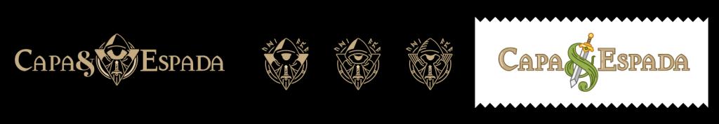 Capa & Espada Logo Mini
