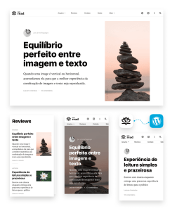 Zen Read WordPress Theme