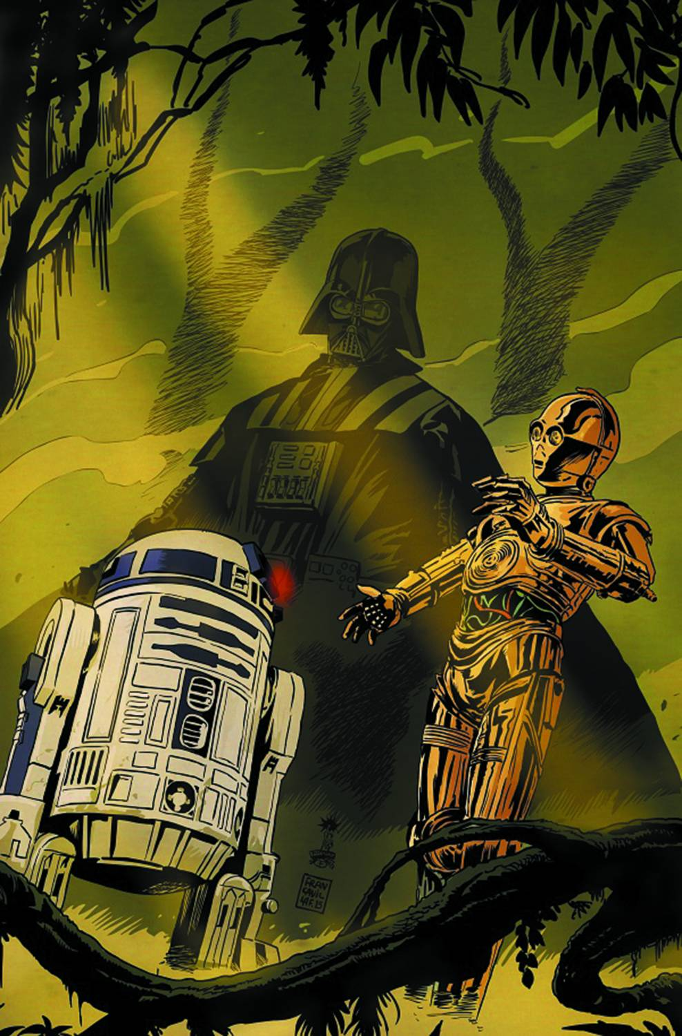 Star Wars, por Francesco Francavilla