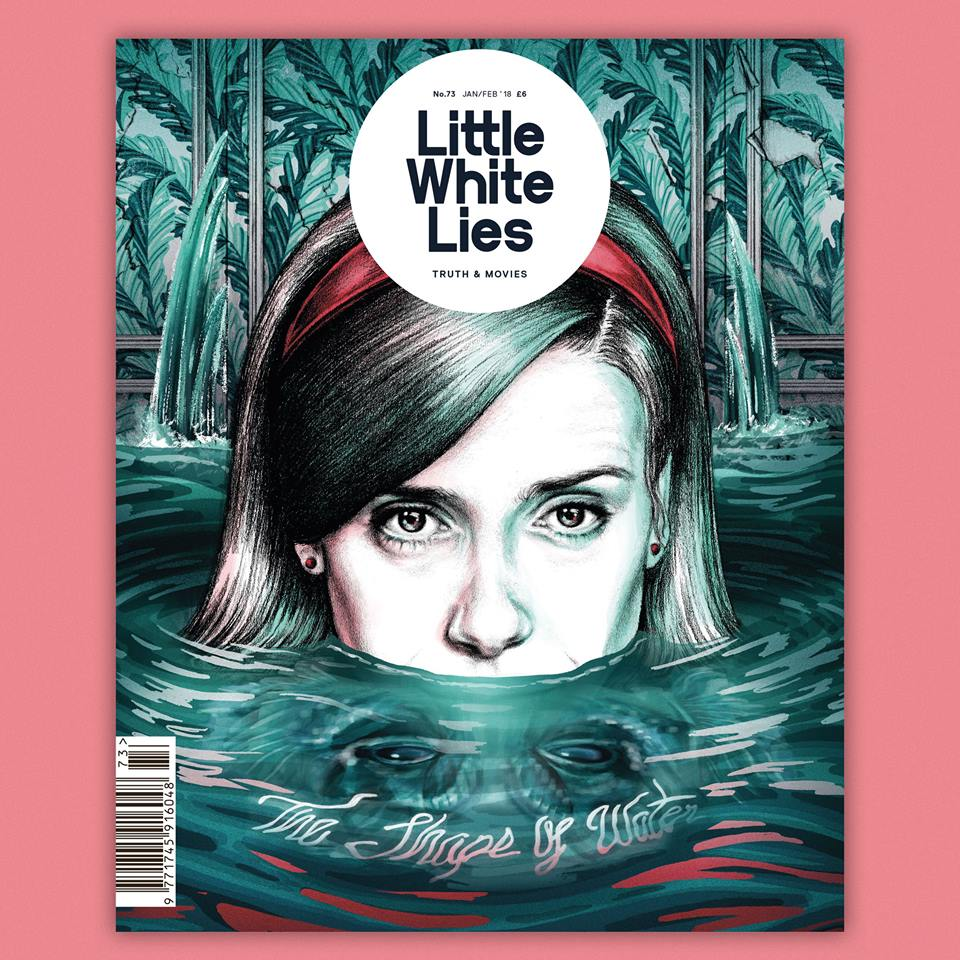 Little White Lies #73: The Shape of Water