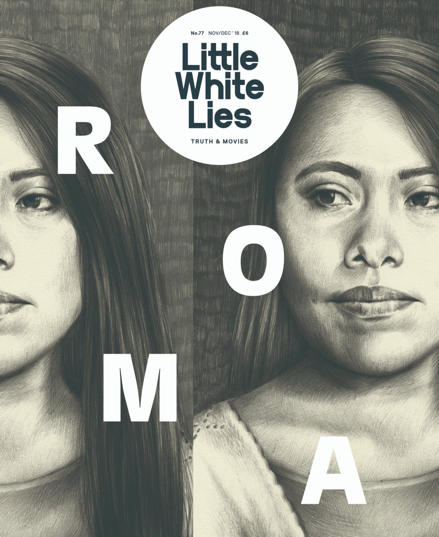 Little White Lies #77: Roma