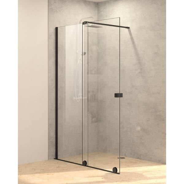 inox ou fixation plaque verre mur