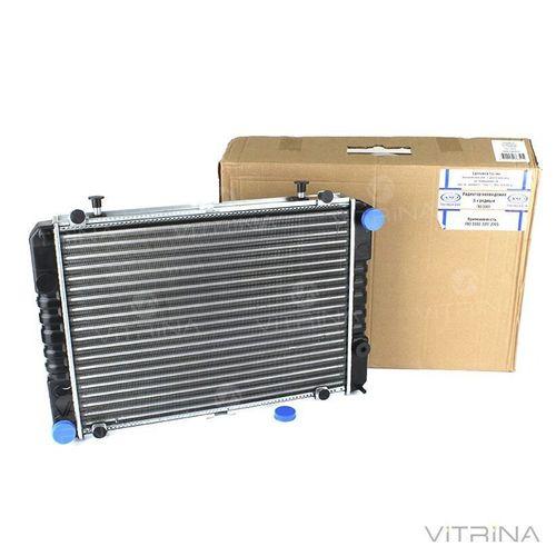 ᐉ Радіатор охолодження ГАЗ 3302, 2705, 2217 ГАЗель (3-х ...