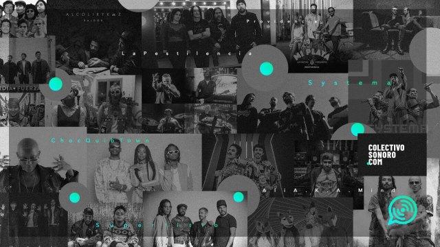 50 canciones colombianas de 2020