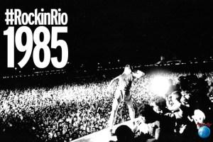 Así fue la primera edición de Rock in Rio en 1985