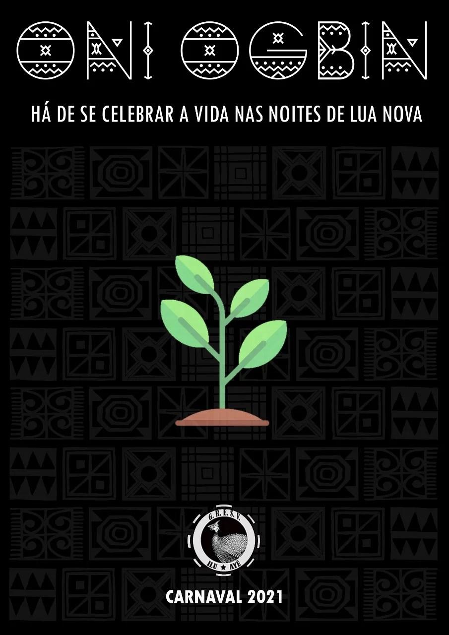 Ilu Ayê traz o Senhor da Agricultura na Edição Especial do Carnaval Virtual – LIESV