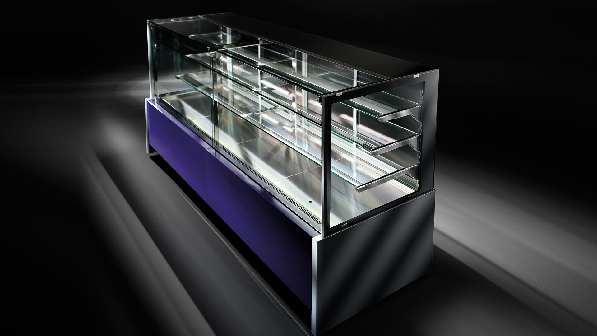 Vitrine réfrigérée bar à salade
